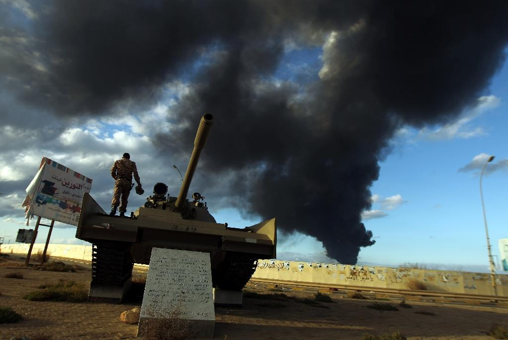 22 Libya soldiers killed in speedboat attack on oil ports