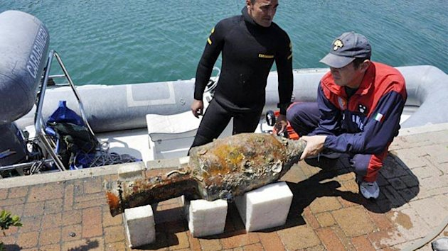 Divers Discover Near-Intact, 2,000-Year-Old Shipwreck (ABC News)