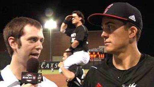 Videobomb! Baseball Players Crash Press Interviews