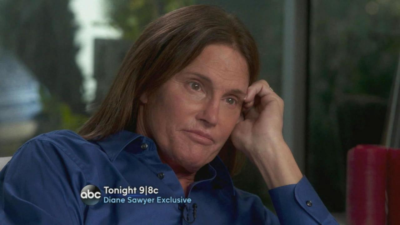 Bruce Jenner to Diane Sawyer: 'I Hope I'm Going to Be OK'