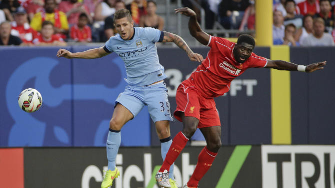 Liverpool beats Man City on penalty kicks