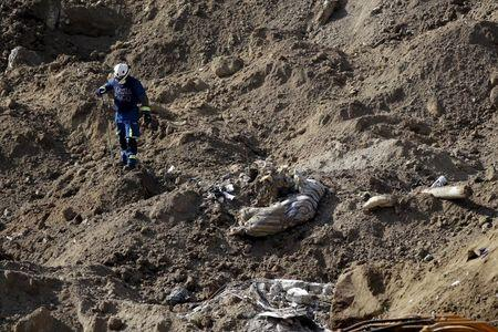 Guatemala landslide death toll tops 220; another 350 missing