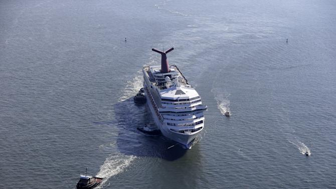 Prices for Carnival cruises are lower than normal