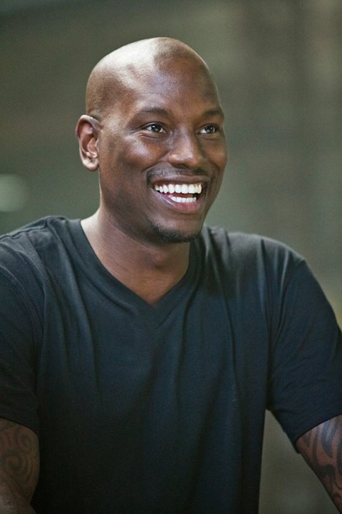 Fast Five Universal Pictures 2011 Tyrese Gibson