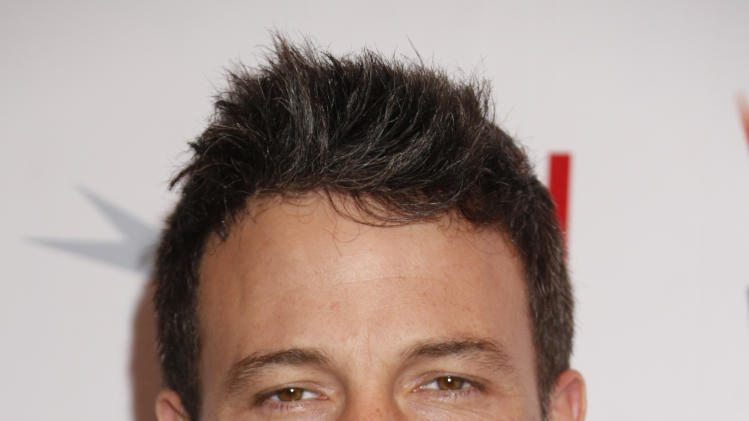Ben Affleck attends the 13th Annual AFI Awards Luncheon at the Four Seasons Hotel Los Angeles at Beverly Hills on Friday, January 11, 2013 in Los Angeles. (Photo by Todd Williamson/Invision/AP)