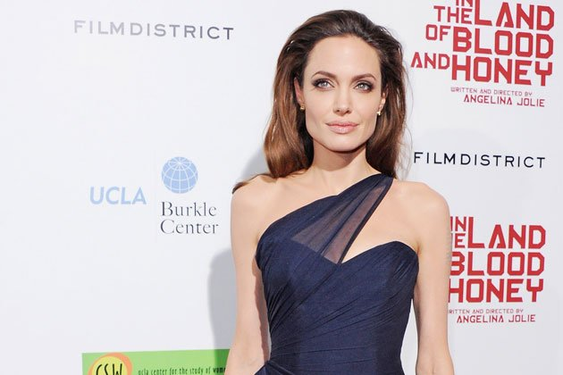 *Heul*: Angelina Jolie findet einfach keine Freundinnen (Bild: Getty Images)