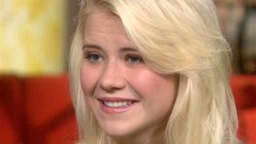 Elizabeth Smart: You Can 'Move Forward' After Tragedy