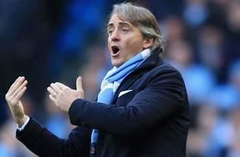 Manchester United will falter in title race, insists Mancini