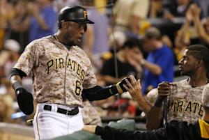 Pirates bust loose, end 5-game slide with 7-2 win over…
