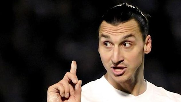 zlatan ibrahimovic, paris saint germain