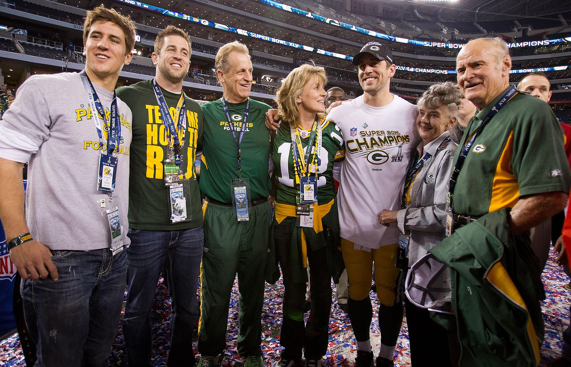How Long-Simmering Tensions Between Aaron Rodgers and His Brother Jordan Ended in a 'Blow-Up' Fight and a Family Torn Apart