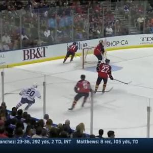 Carter Ashton Hit on Brian Campbell (07:34/2nd)