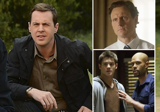 Matt's Inside Line: Scoop on NCIS, Vampire Diaries, Once, Scandal, Cougar Town and More!