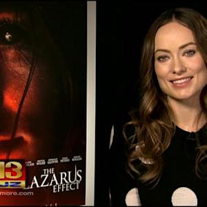 Coffee With: Olivia Wilde