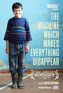 Poster of The Machine Which Makes Everything Disappear