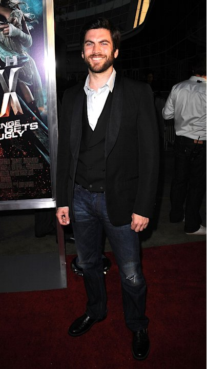 Jonah Hex LA Premiere 2010 Wes Bentley