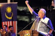 Malaysia owes development to 'promises fulfilled', says Najib