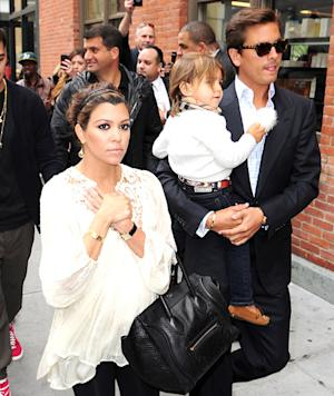 "Kourtney Kardashian Slams ""Ridiculous Lies"" About Scott Disick Paternity Suit"