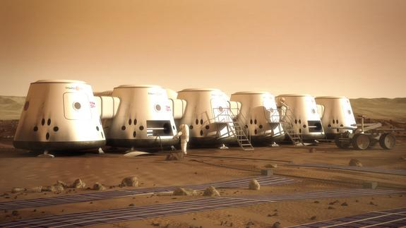 78,000 Apply for Private Mars Colony Project In 2 Weeks