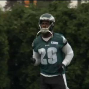 Philadelphia Eagles running back DeMarco Murray: 'I'm very fortunate to be a part of a great organization'