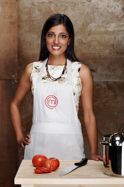 "Sheetal Bhagat, a teacher from Chicago, IL, is one of the top 14 finalists on ""MasterChef."""