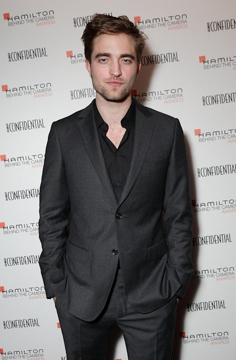 2011 Hamilton Behind the Camera Awards Robert Pattinson