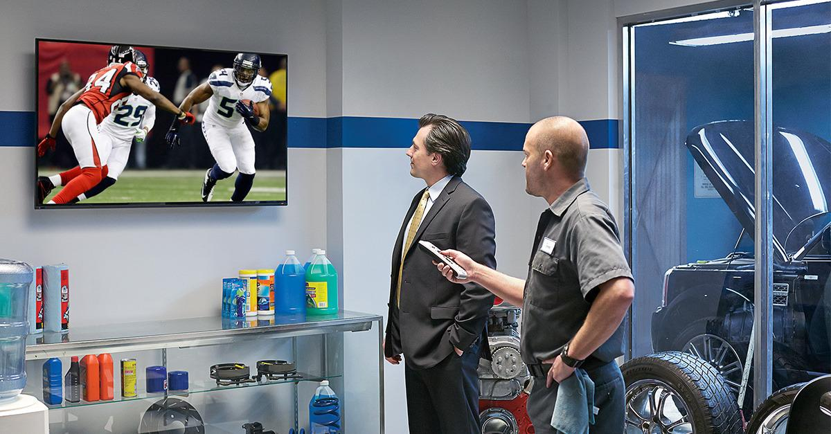 You won't believe what DIRECTV does for business.