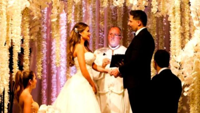 Check Out All of Sofia Vergara's Stunning Wedding Fashion