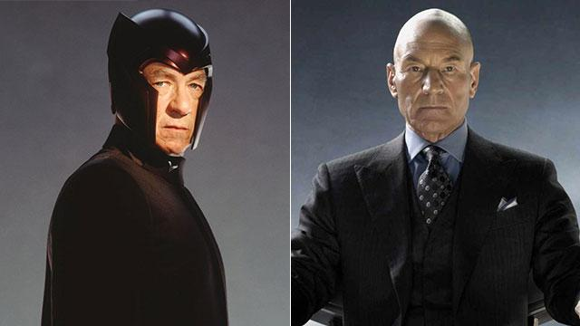 McKellen & Stewart to Return to 'X-Men'