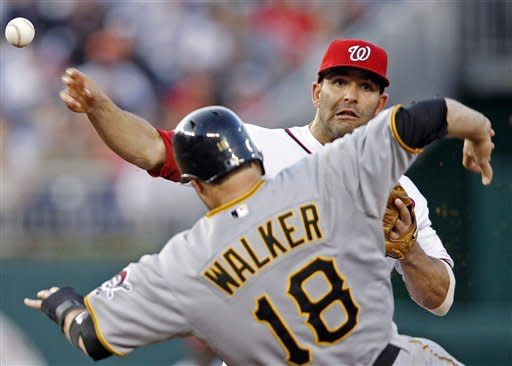 McCutchen, McDonald lead Pirates over Nats 5-3