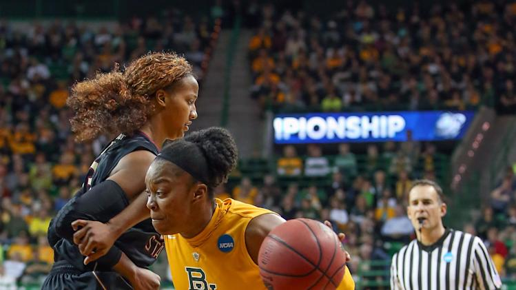 NCAA Womens Basketball: NCAA Tournament-Baylor vs Florida State