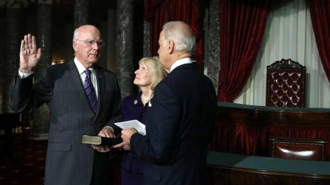 Sen. Patrick Leahy (D-Vt.) will be the Senate's new president pro tempore in the wake of Sen. Daniel Inouye's death.