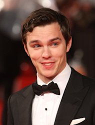 Nicholas Hoult enjoyed eating brains for his new zombie rom com