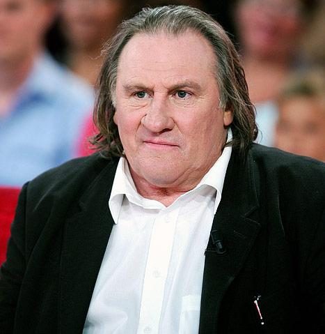 Gerard Depardieu Detained in Paris for Allegedly Driving Drunk on Scooter