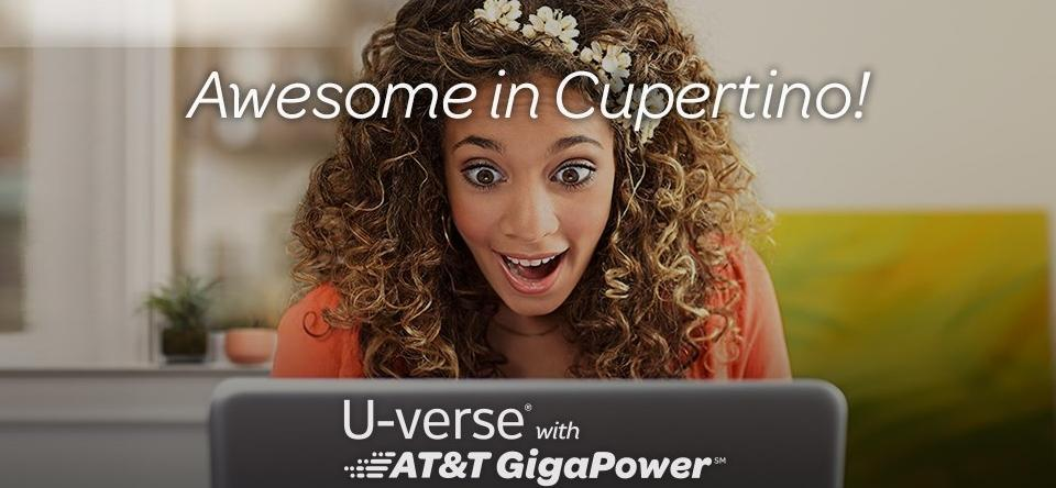 AT&T GigaPower aims to bring blazing-fast internet to Cupertino