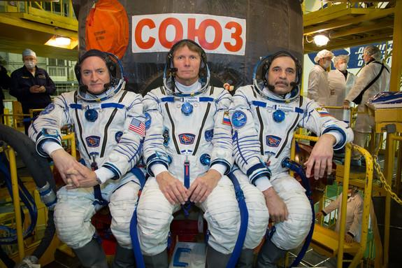 5 Human Body Questions the 1-Year Space Station Mission May Answer