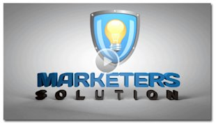 Marketers Solution Video