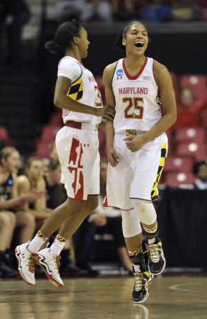 Brown scores 21 as Maryland beats Army 90-52