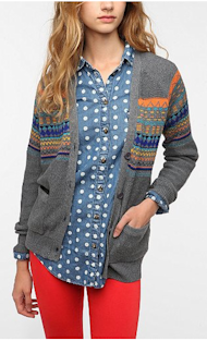 Cardigan Sweaters for lovely layers.