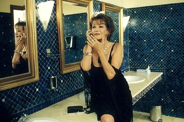 Claudia Cardinale in Paramount Classics' And Now Ladies and Gentlemen