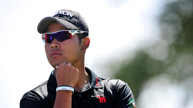 Hideki Matsuyama gets penalty for slow play