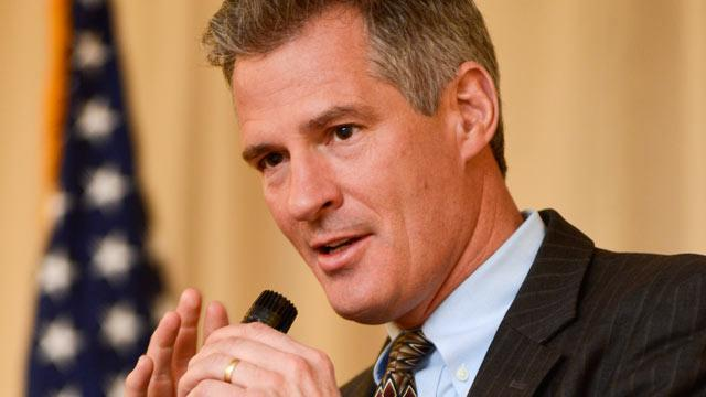 Scott Brown: Laugh Line Or 'Serious' Threat To Jeanne Shaheen In New Hampshire?