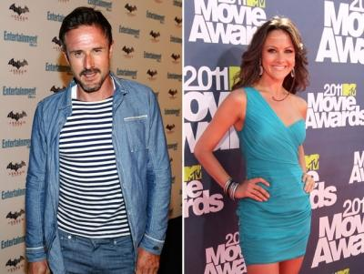 David Arquette / Christina McLarty -- Getty Images