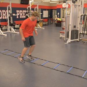 How to Use a Speed Ladder for Baseball Conditioning