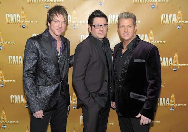 Rascal Flatts CMA Awards