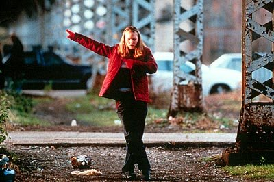 Julia Stiles as Sara in Paramount's Save The Last Dance