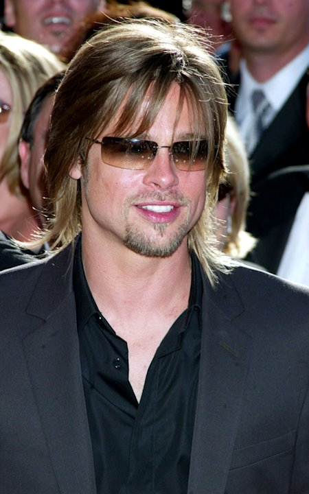 Brad Pitt at The 54th Annual Primetime Emmy Awards.