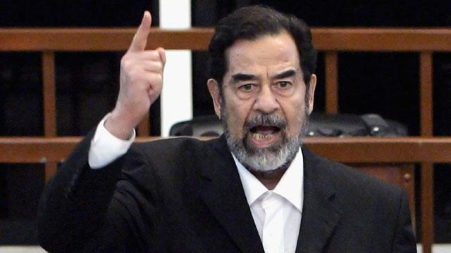 Mossad Tried to Kill Saddam With Exploding Book: Report