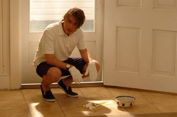Brady Corbet in Warner Independent Pictures' Funny Games