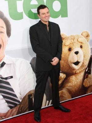Seth MacFarlane 'Thinking About' a 'Ted' Sequel